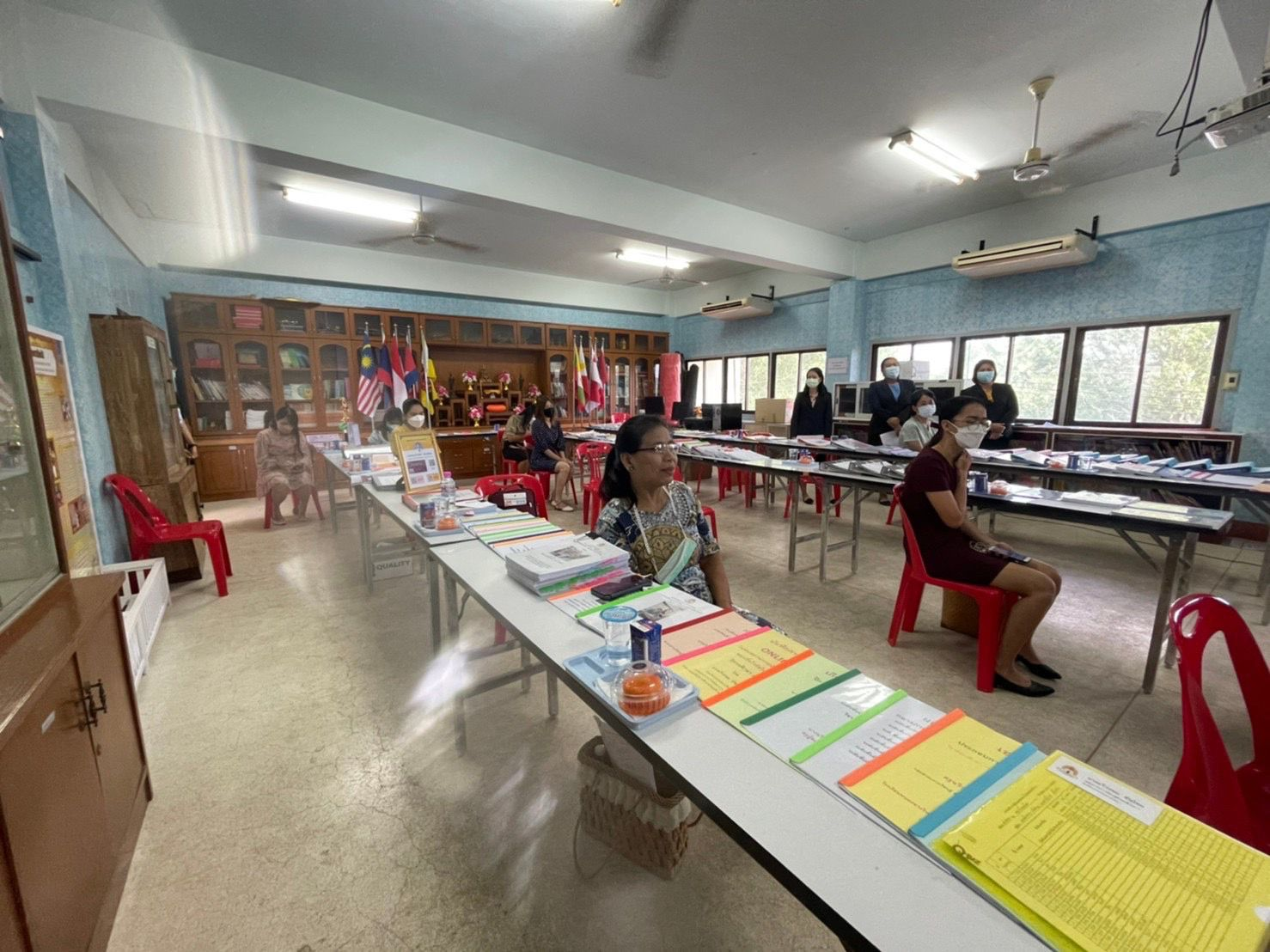 การประเมินการเตรียมความพร้อมและพัฒนาอย่างเข้ม ตำแหน่ง ครูผู้ช่วย
